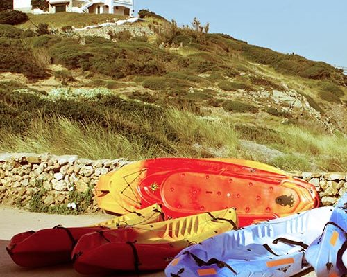 Alquiler y excursiones de Kayak y SUP